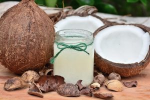 3 Coconuts and a Jar of Oil
